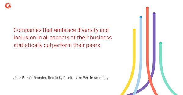 Software companies that embrace diversity will thrive.