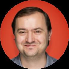 Gabriel Gheorghiu Headshot
