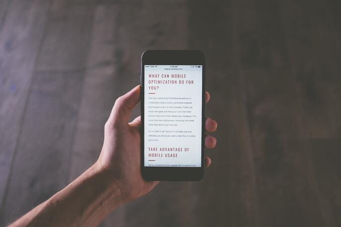 Why Most Businesses' Mobile Presence Failed
