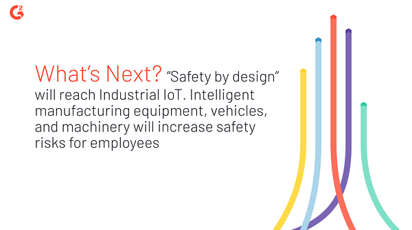 safety by design will reach industrial IoT
