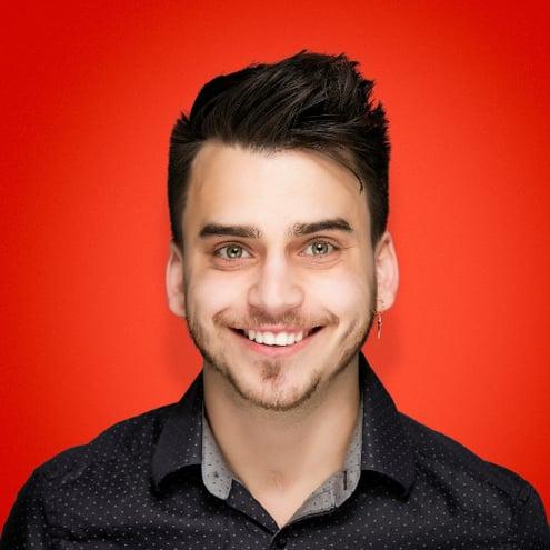 Aaron Walker (he/him) Headshot