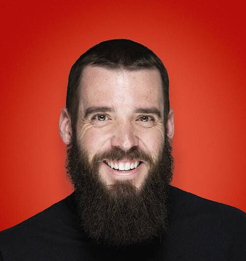 Brian McGuckin (he/him) Headshot