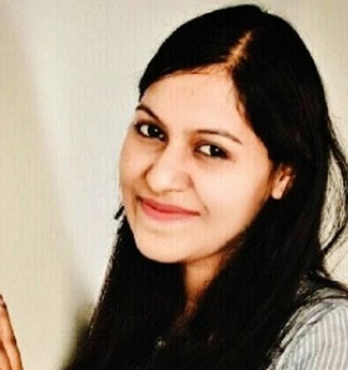 Chirasmita Mallick Headshot
