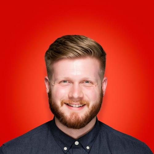 Zack Busch Headshot