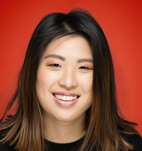 Jasmine Lee (she/her) Headshot