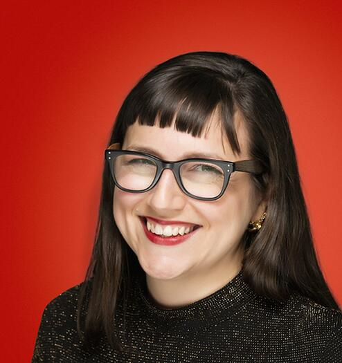 Marie MacBain (she/her) Headshot