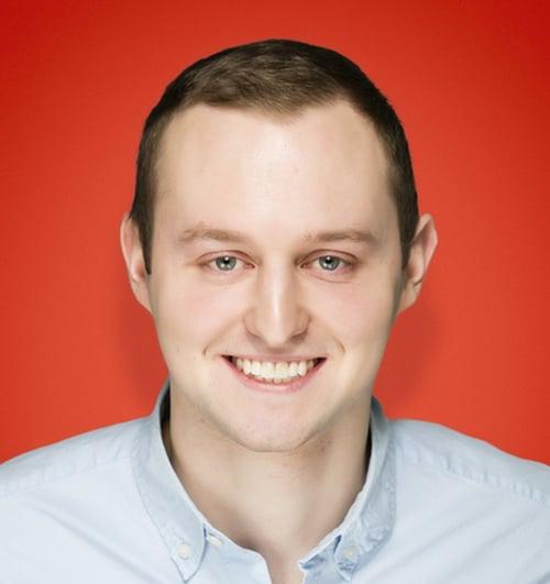 Owen Tannenbaum (he/him) Headshot