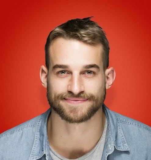Patrick Szakiel (he/him) Headshot