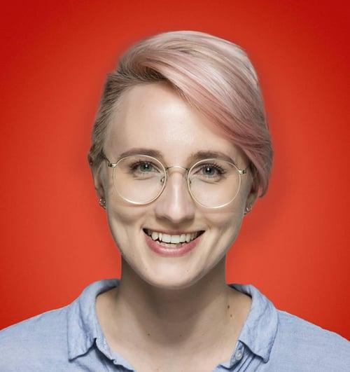 Stephanie Graham (she/her) Headshot