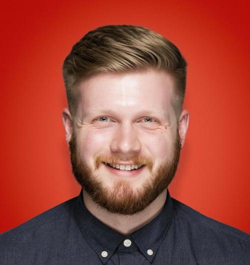 Zack Busch (he/him) Headshot