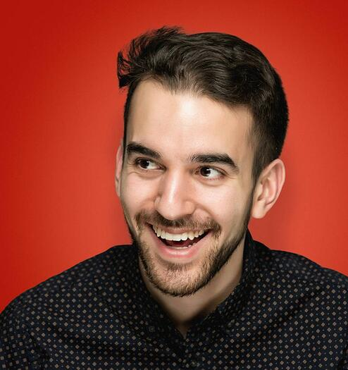 Adam Crivello (he/him) Headshot
