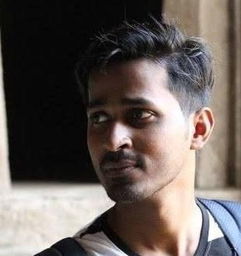 Ashis Kumar Panda (he/him) Headshot