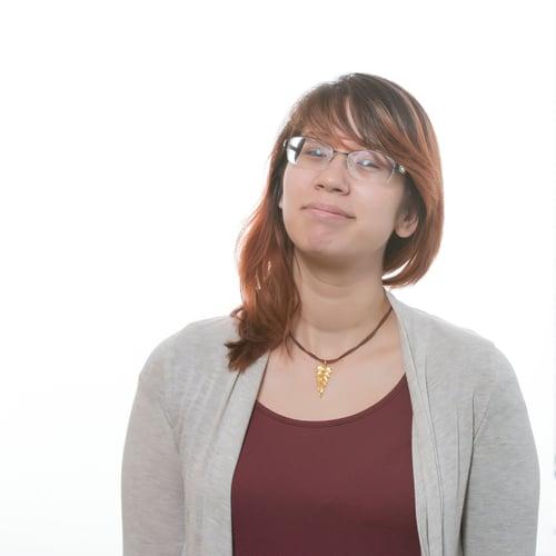 Jazmine Betz (she/her) Headshot