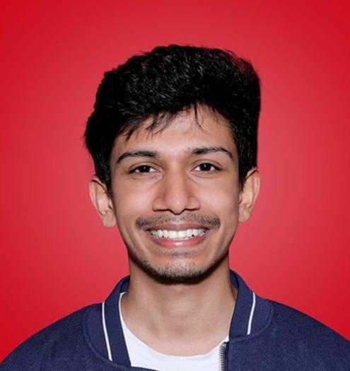 Kishan Kumar (he/him) Headshot