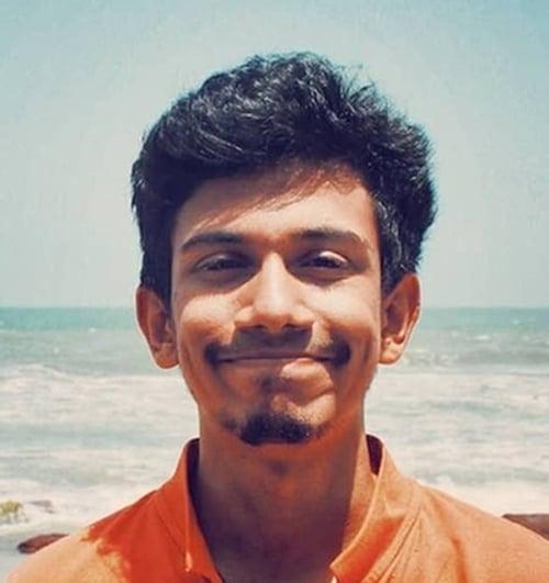 Kishan Kumar Headshot