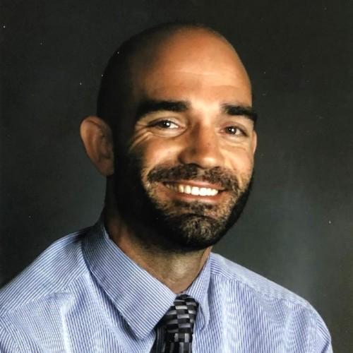 Shaun Bishop (he/him) Headshot