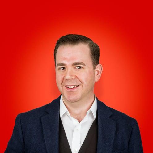 Tom Pringle (he/him) Headshot
