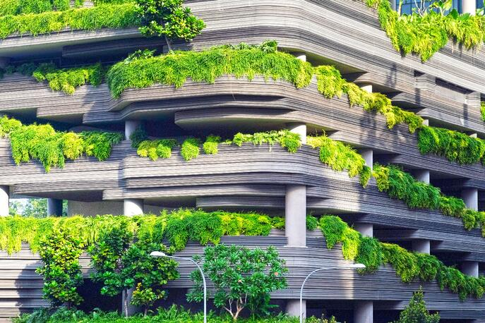 The Environmental Benefits of Smart Buildings
